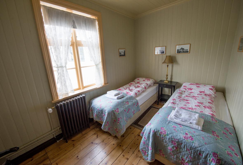 Einarshúsið - Double bedroom 1