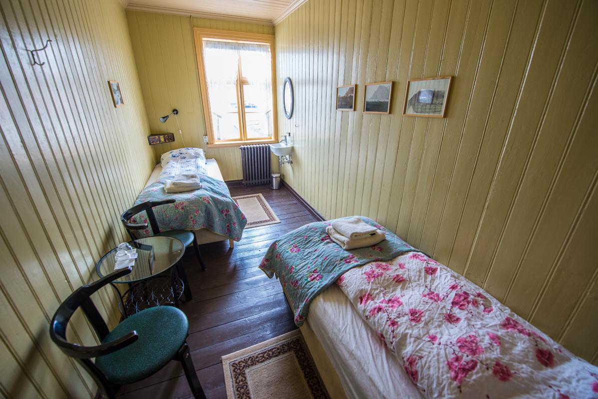 Einarshúsið - Double bedroom