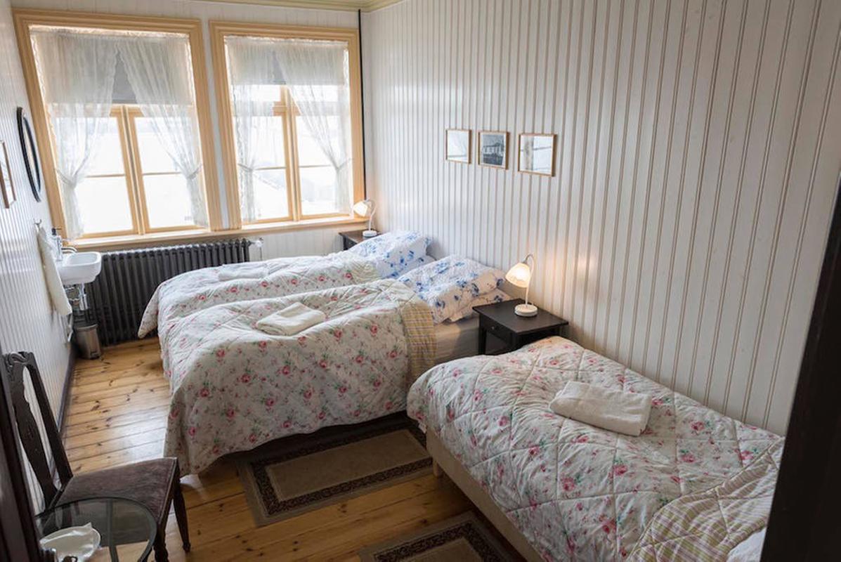 Einarshúsið - Triple bedroom